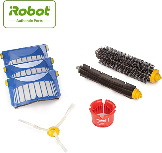 iRobot 4359688 Kit de Repuesto Roomba Serie 600, Gris: Amazon.es: Hogar