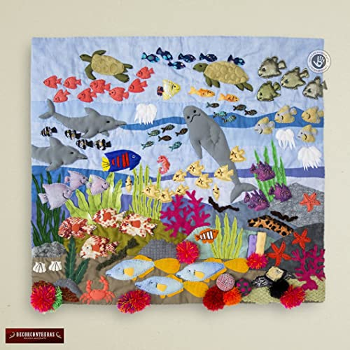 Amazon.com: Wall hanging quilt 17.7\