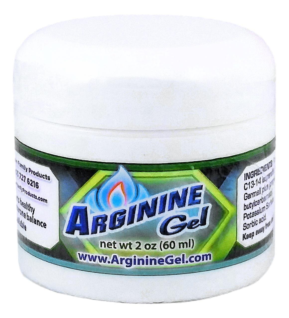 Arginine Gel with L Arginine - For Improved Blood Flow and Circulation -  For Men and Women -...