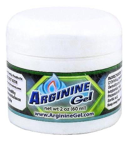 L-arginine for low sperm count