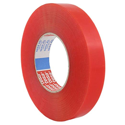 50MM X 50 METRE ROLL DOUBLE SIDED TAPE DIY CRAFT CARD SCRAPBOOK ADHESIVE TAPE