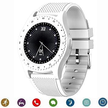 CanMixs Relojes Inteligentes Smart Watch Bluetooth CM08 Tarjeta ...