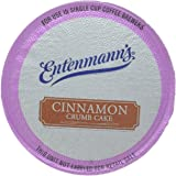 Entenmann's Cinnamon Crumb Cake Capsule/K-Cup Coffee, 20 Count (Pack of 20)