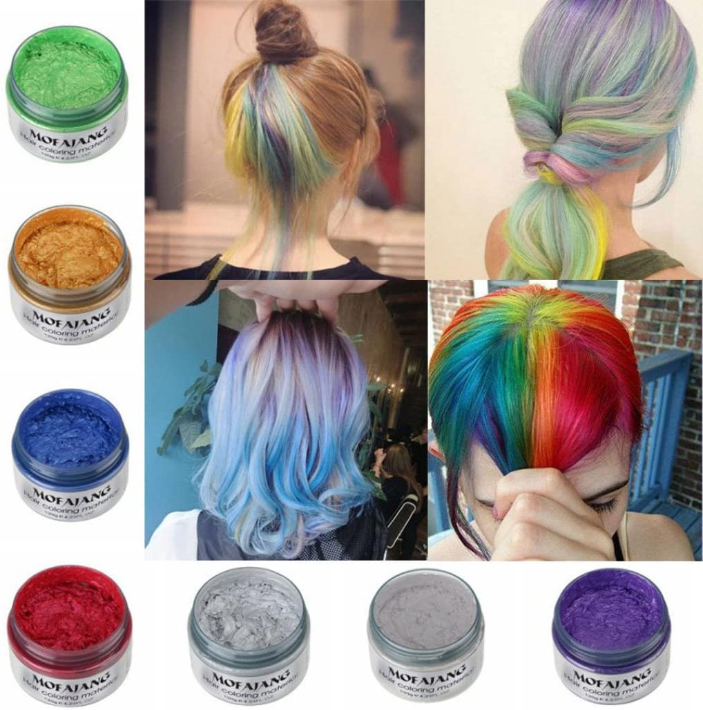 Overdose - Colorante temporal en crema para el cabello, color ...