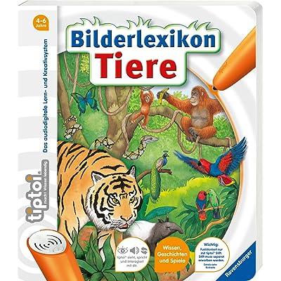 tiptoi Bilderlexikon Tiere: Toys & Games