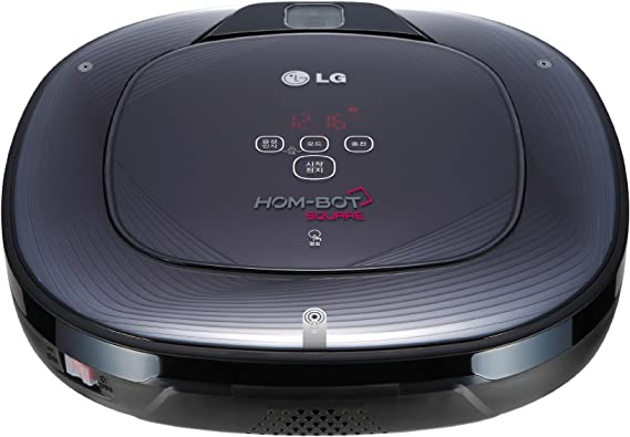 LG HOMBOT VR6270LVM - Robot Aspiradora Cuadrado V3.0: Amazon.es: Hogar