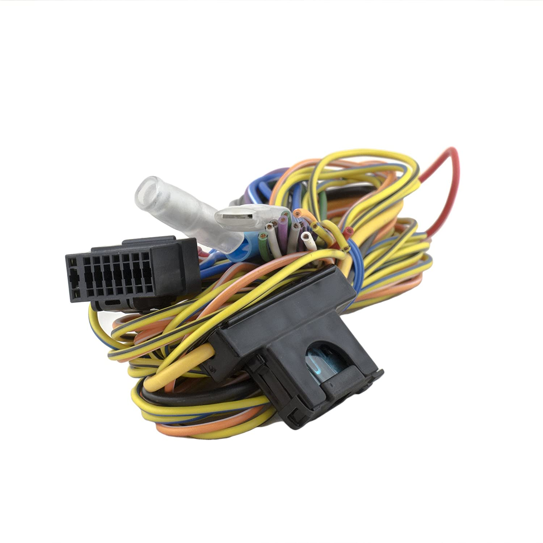 71tKDXtvGuL._SL1500_ amazon com alpine ida x305s ida x305sbt oem genuine wire harness Alpine Cde-W265bt Installed at edmiracle.co