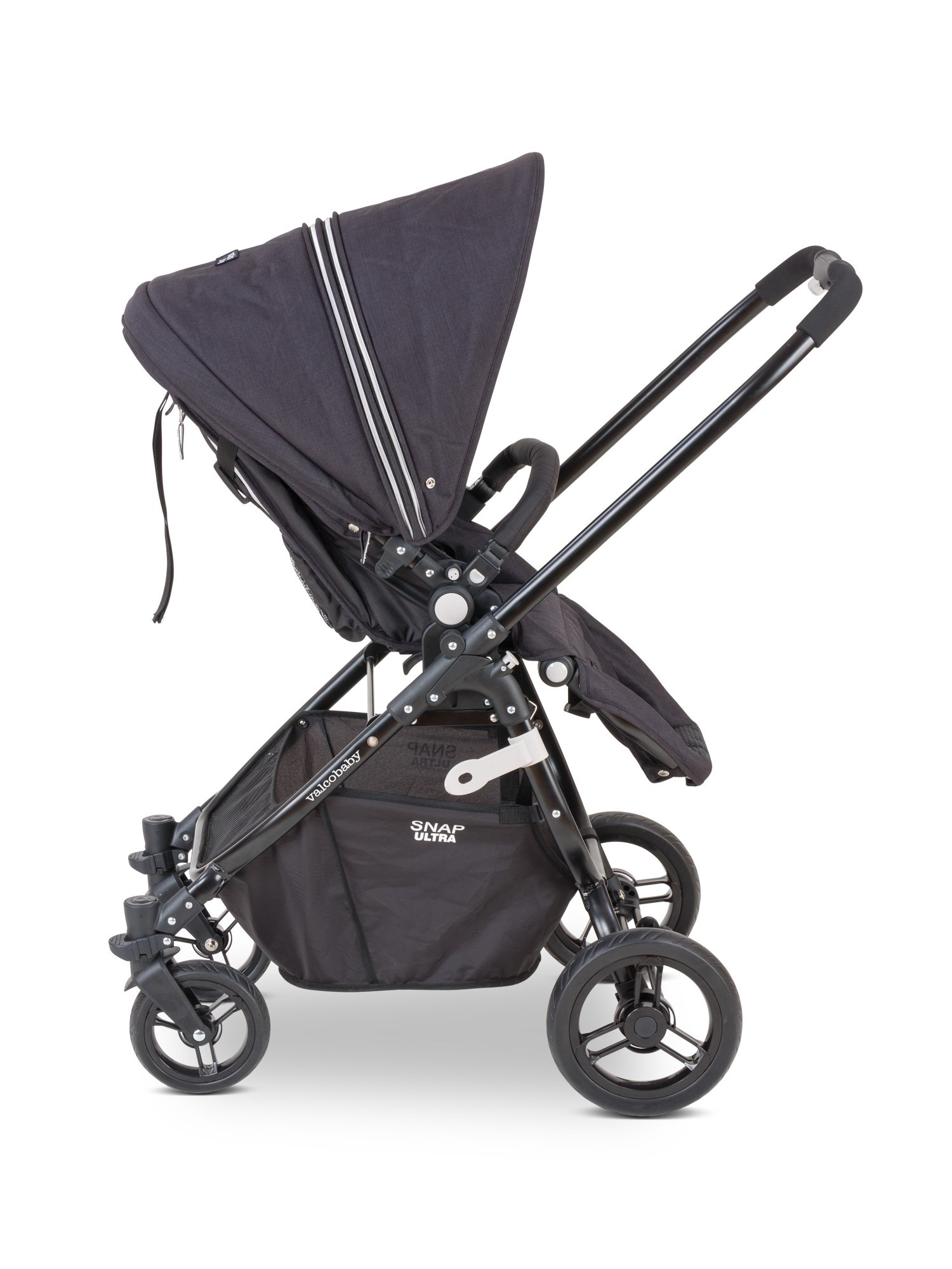 Valco Baby Snap Ultra Lightweight Reversible Stroller (Black Night) by Valco Baby (Image #6)