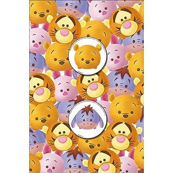 Disney – Peluche Tsum Tsum del cumpleaños tarjetas en blanco tarjetas de mensaje de edad,