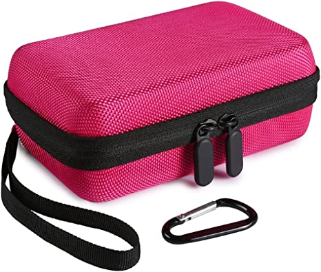 Amazon.com: Nailon y Eva duro Shockproof Carrying Case bolsa ...