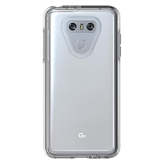 size 40 33361 2c653 OtterBox Symmetry Series Case for LG G6 Clear (Renewed)