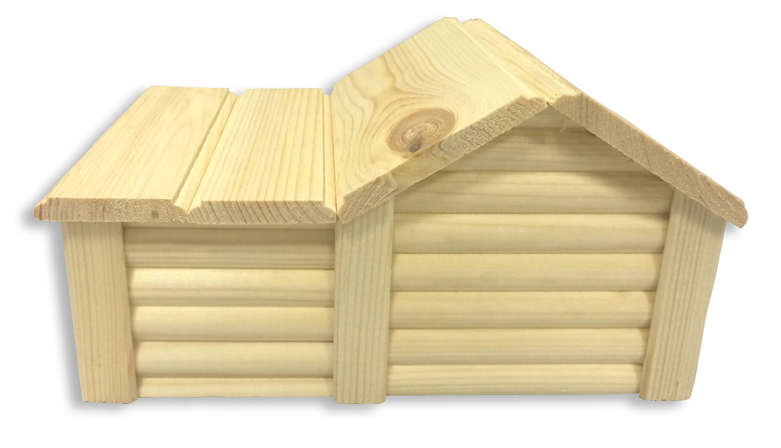Green Farm Small Animal House with Annex for Hamsters and Mice by Green Farm (Image #5)