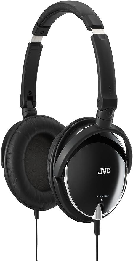 JVC HA600 - Auriculares de diadema cerrados