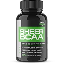 Sheer Strength Labs BCAA Capsules - Extra Strength 1