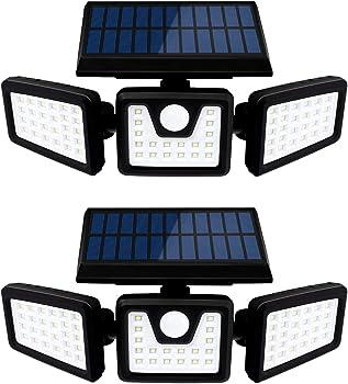 Otdair Store Security Solar Light Outdoor