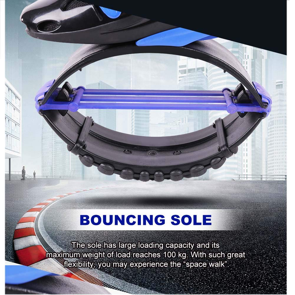 Jump Shoes Bounce Bounce Shoes Fitness Bouncer Suitable for Adult Youth Outdoor Sports,42to44 by H&M Bouncing shoes (Image #4)