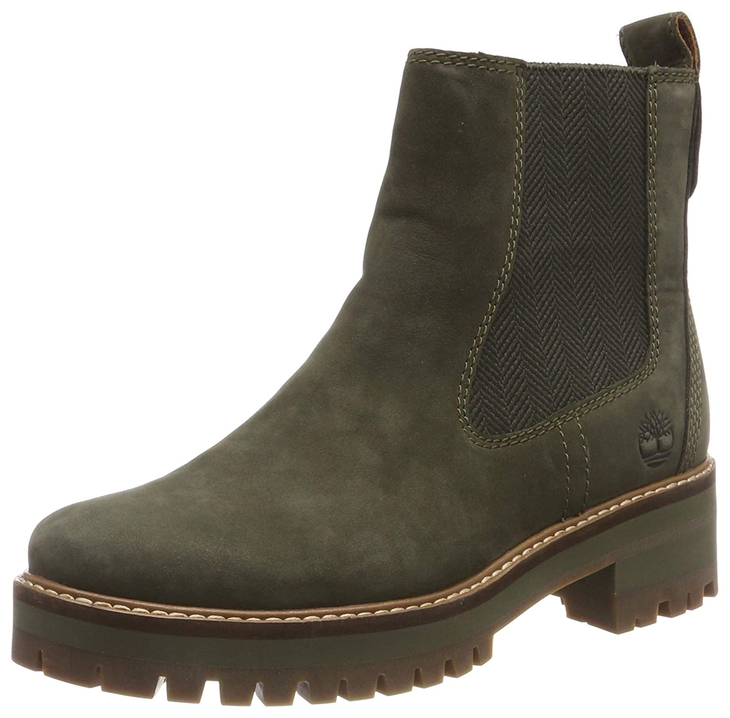 09ad18b5942 Timberland Unisex Adults' Courmayeur Valley Chelsea A1j5u Classic Boots
