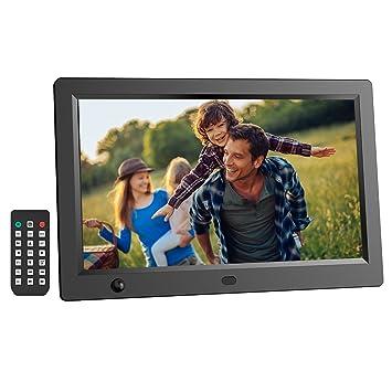 Marco Digital de Foto, LESHP TFT LCD Marco digital para fotos y ...