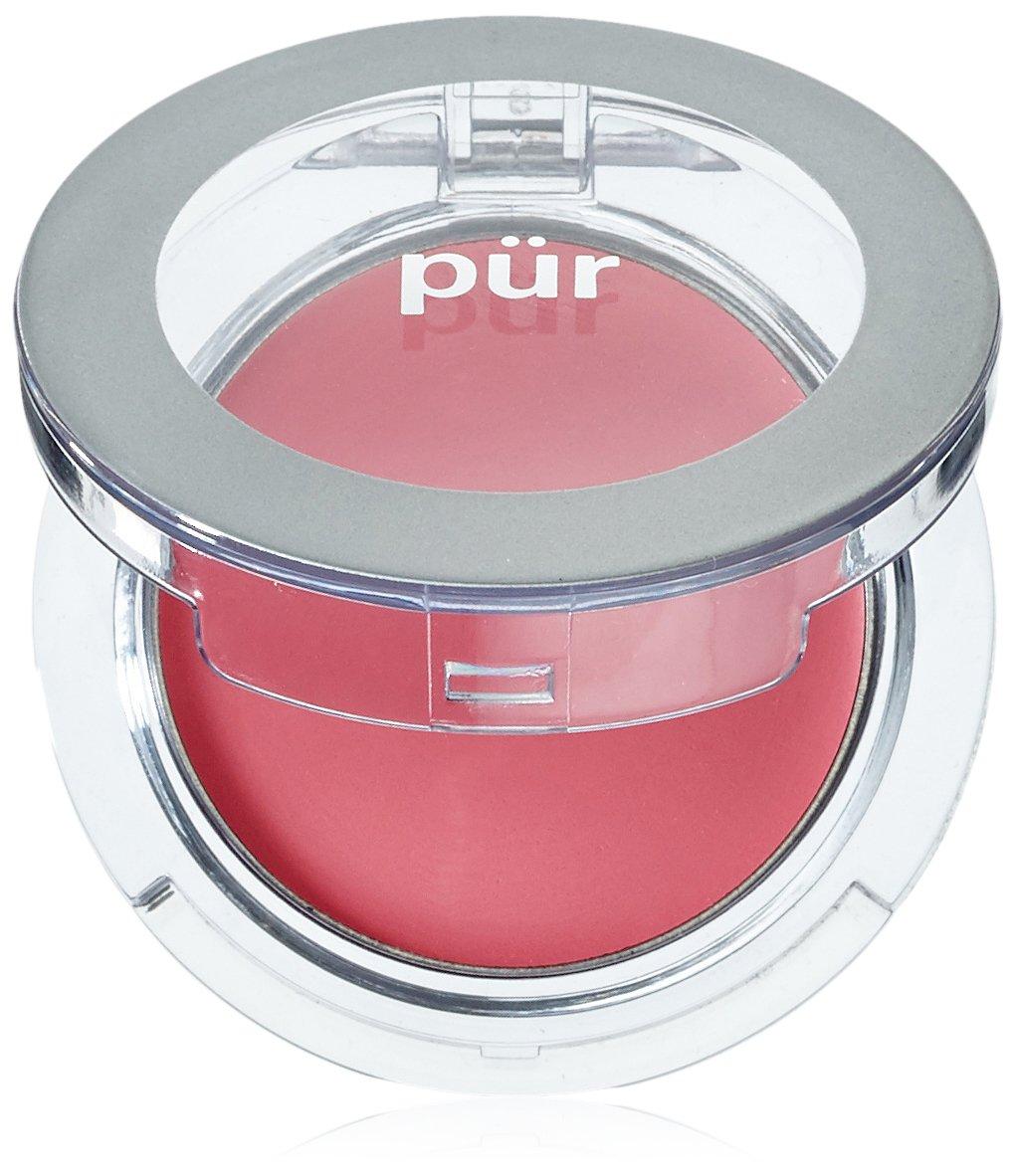PÜR Chateau Cheeks Cream Blush, Flirt, 0.08 Ounce
