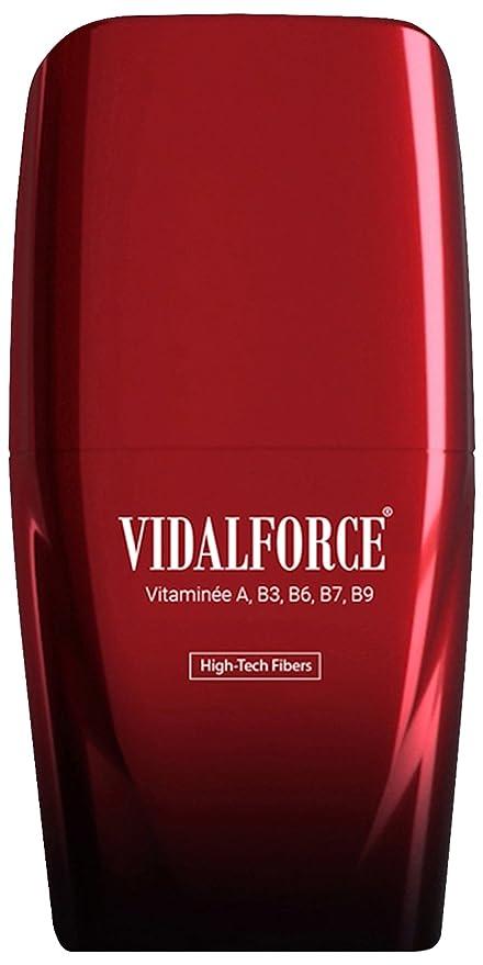 VidalForce Fibras Capilares Naturales Cobrizo Claro 25 gr Maquillaje capilar