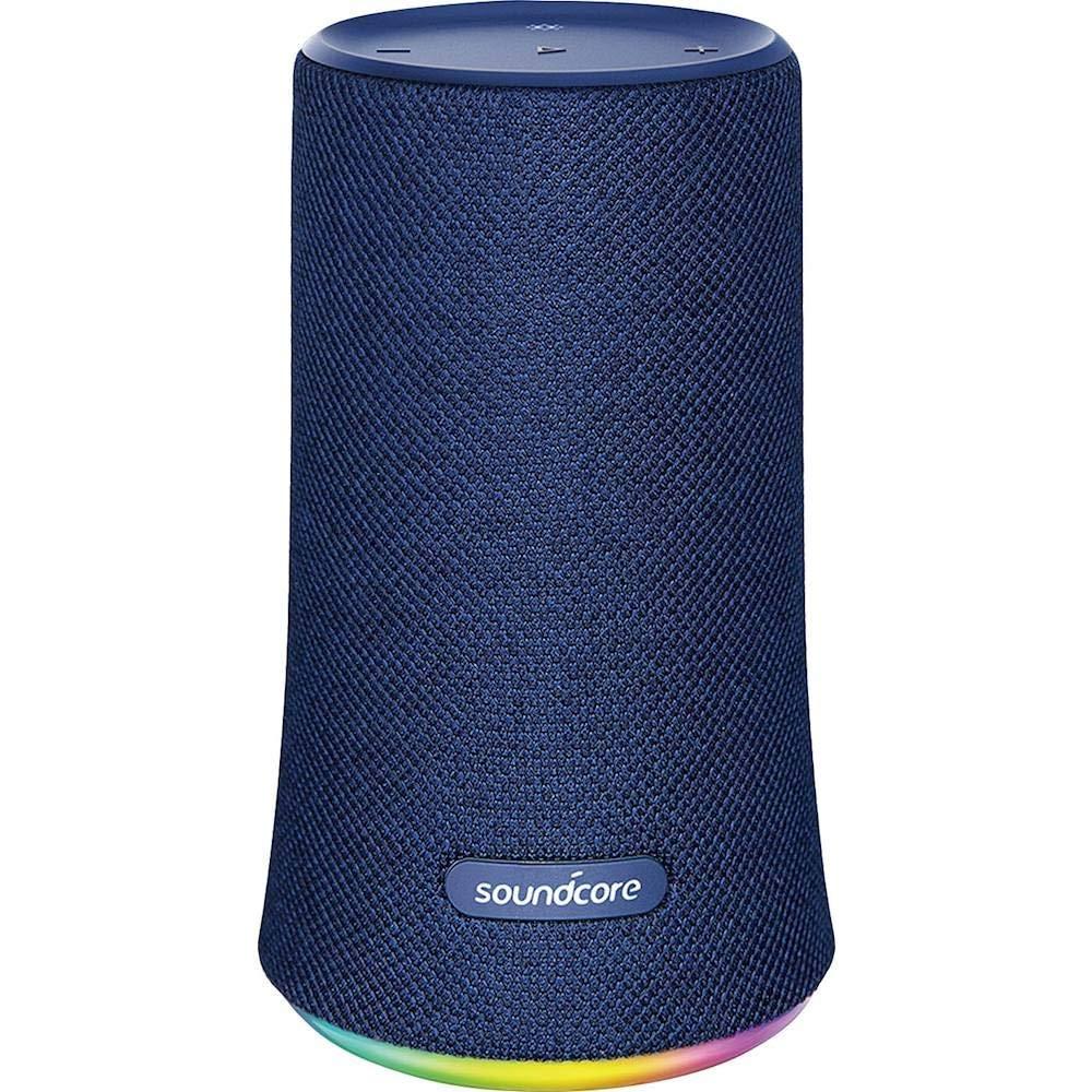 Anker Soundcore Bluetoothフレアブルーポータブルスピーカー B07G4LQH1C