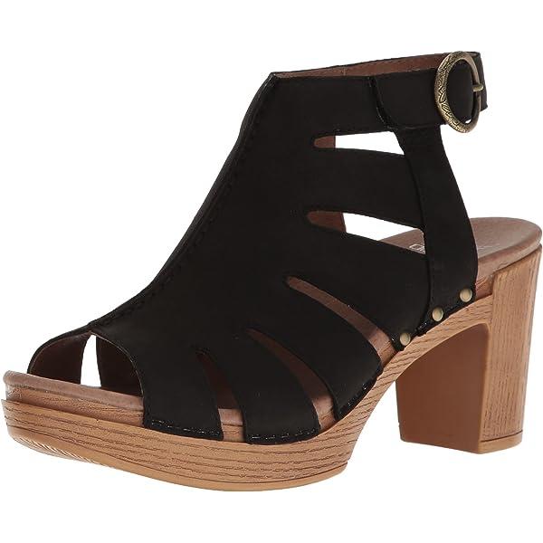 Dansko Deandra Ivory Nubuck Ankle Strap Sandal Women/'s sizes 40 and 42 NEW!!!