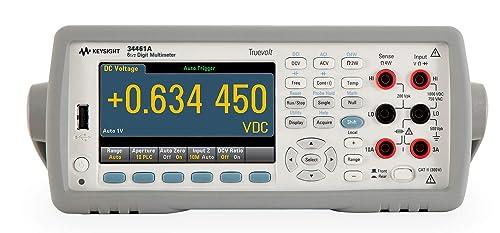 KEYSIGHT 34461A Digital Multimeter, 6 1 2 Digit, Truevolt DMM