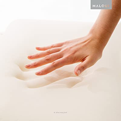 Z by MALOUF TRAVEL SIZE Memory Foam Molded Contour