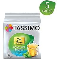 Tassimo Twinings Té verde y Menta Cápsulas