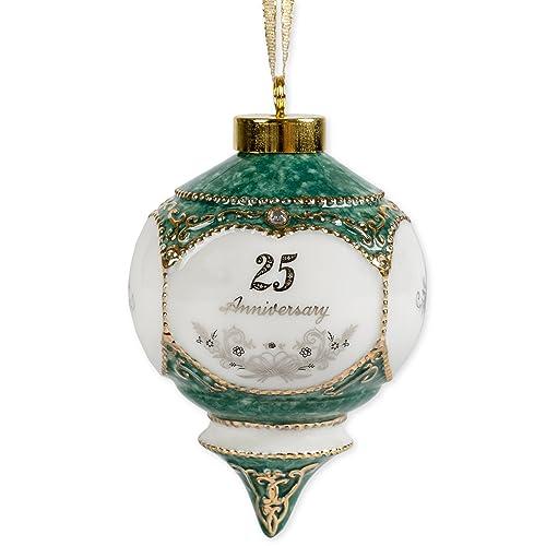 25th Wedding Anniversary Gifts: 25th Silver Wedding Anniversary Gifts: Amazon.com