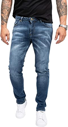 Indumentum - Pantalones vaqueros ajustados para hombre