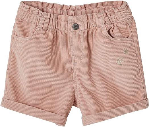 Vertbaudet Pantalones Cortos De Terciopelo Para Nina Altrosa 110 Cm Amazon Es Ropa Y Accesorios