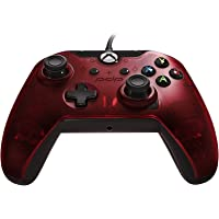Performance Designed Products Control Alámbrico para Xbox One, color Rojo - Standard Edition