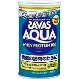 ザバス(SAVAS) アクアホエイプロテイン100+クエン酸 グレープフルーツ風味【18食分】 378g