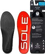 SOLE Active Medium Shoe Insoles - Men's Size 12/Women's Size 14