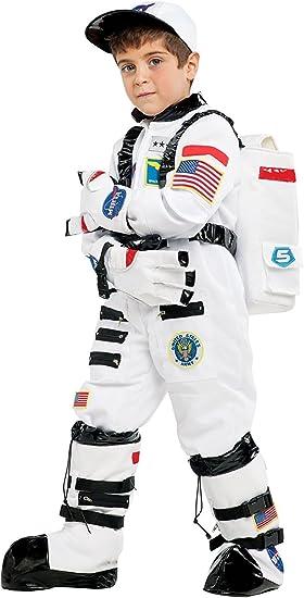 chiber Disfraces Disfraz de Astronauta para niño (Talla 6): Amazon ...