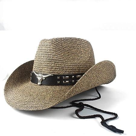 NTFZ Sombreros y Gorras Sombrero de Vaquero Occidental for Mujeres ...