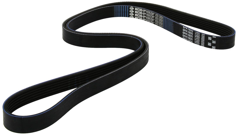 GATES 6PK1600 Micro-V Xf Ribbed V-Belt