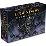 Legendary Encounters Alien Deckbuilding Game Amazon Co Uk
