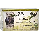 Salem Botanicals Herbal Tea, Chaga Tea, 20 Count, 1.06oz