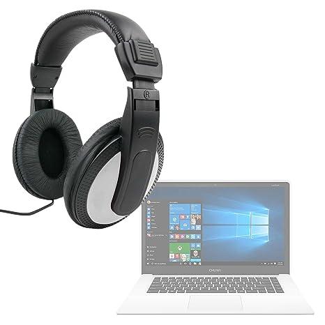 DURAGADGET Auriculares De Diadema para Portátil Chuwi LapBook Air/InnJoo LeapBook A100 / Prixton Netbook