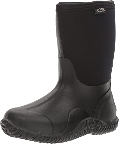 Amazon.com | Bogs Women's Classic Mid Waterproof Rain Boot | Mid-Calf