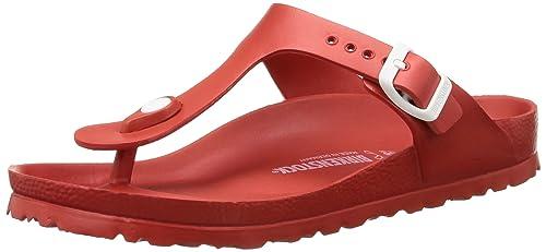 6f0982f6cae Birkenstock Women s Gizeh Eva Heels Sandals