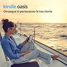 Kindle Oasis – Top di Gamma