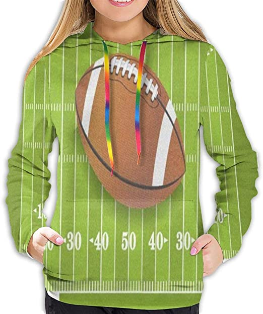 : Grass Sport Football Field Women's Fashion