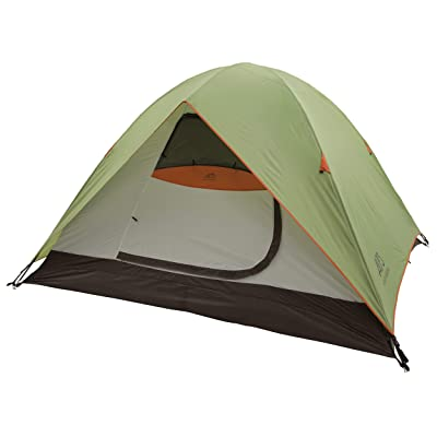 Mountaineering 2-Person Tent Multi Color Nylon Polyester Taffeta Includes Carry Bag: Home & Kitchen