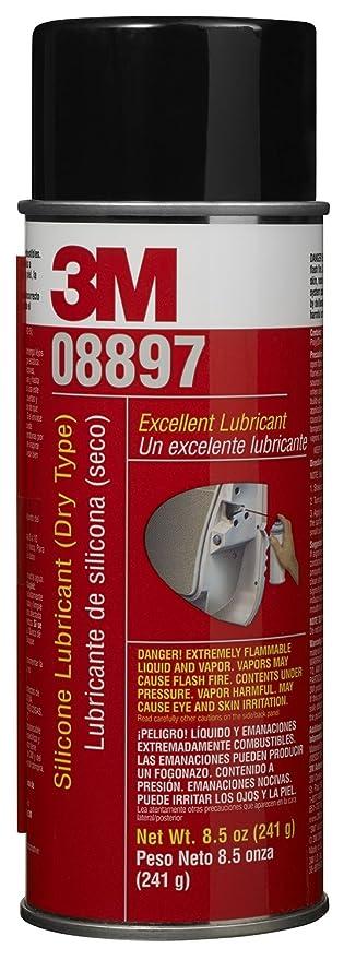 3M 08877 Silicone Lubricant Plus (Wet Type), 9 oz