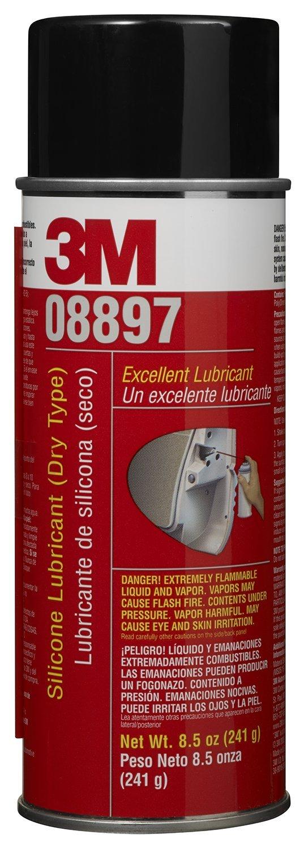 MWUR9 3M 08897 Silicone Lubricant (Dry Type) - 8.5 oz.