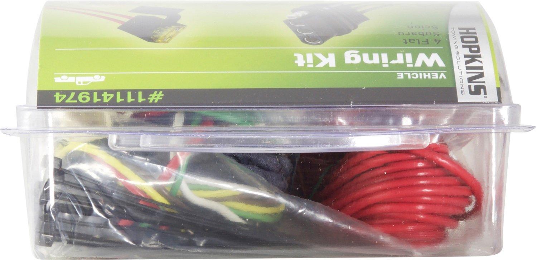 Hopkins 41974 Plug-In Simple Wiring Kit