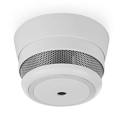 Smartwares SH8-90101 Pro Series - Detector de Humo Inteligente, ampliación, Blanco